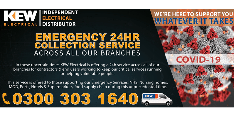 Kew 24 Hour Emergency Collection Service